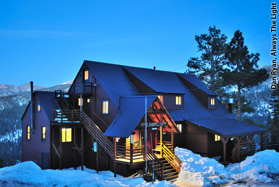 Echo Summit Lodge